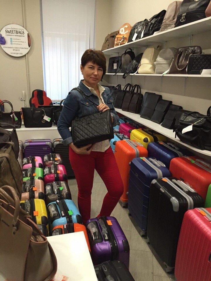 c58d7e3f93e9 магазин сумок и чемоданов — Sweetbags — Санкт-Петербург, фото №9