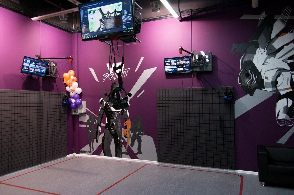 клуб виртуальной реальности — VRpoint — Москва, фото №2