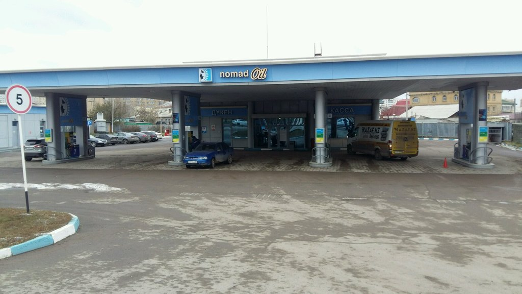 АЗС — Nomad Oil — Нур-Султан (Астана), фото №2