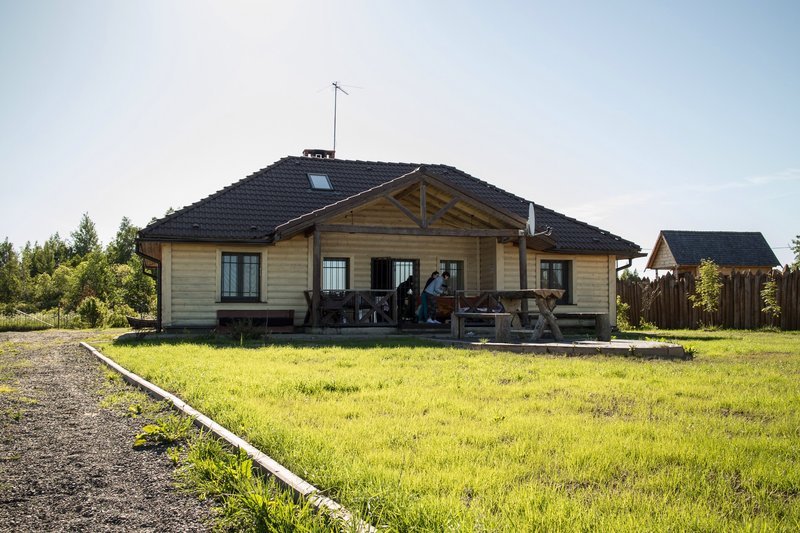 Дом на озерах Мурашки