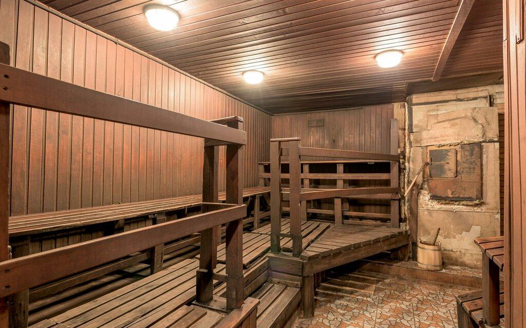 баня — Комендантские бани — Санкт-Петербург, фото №6