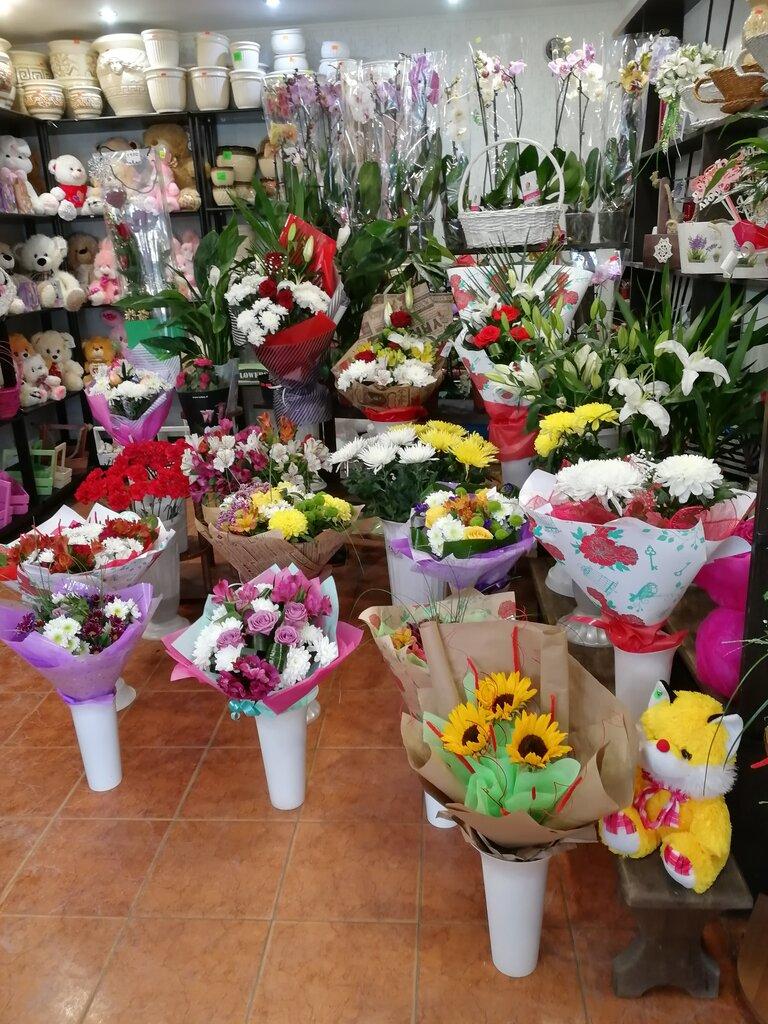 Доставка цветов по балаково