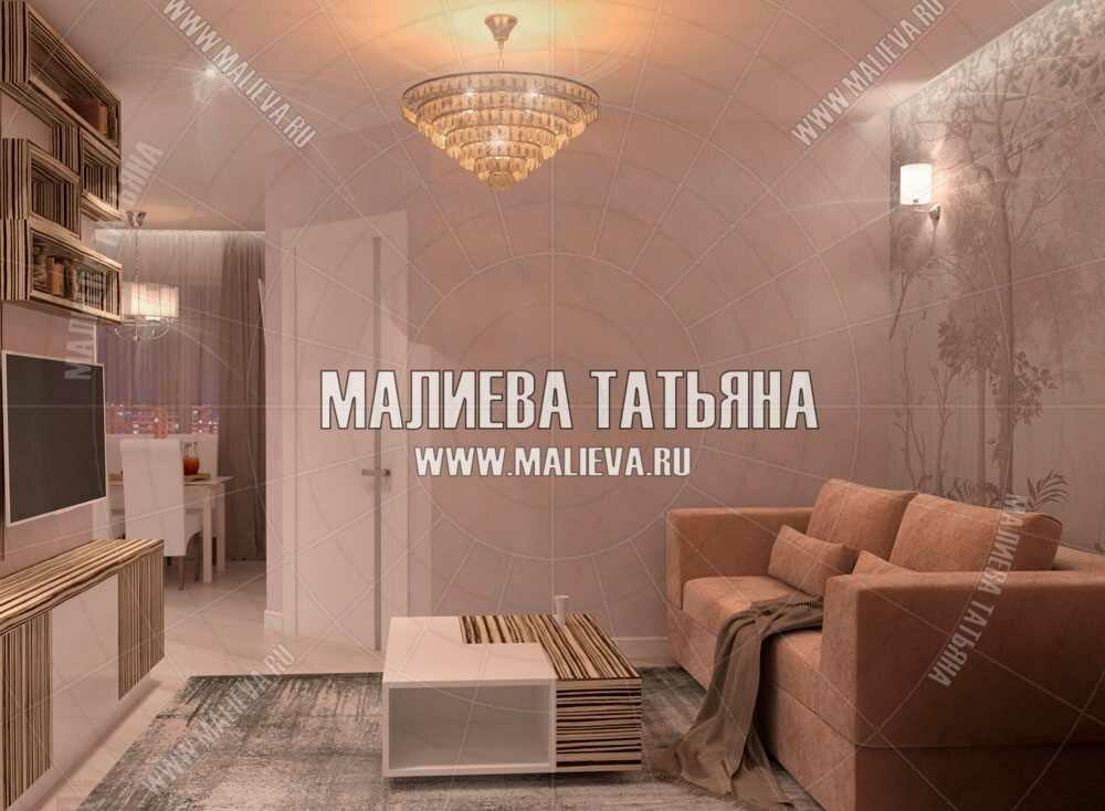 дизайн интерьеров — Дизайнер интерьеров Татьяна Малиева — Москва, фото №2