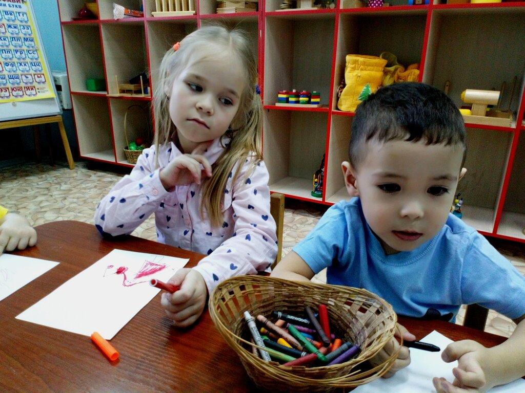 центр развития ребёнка — Детский центр развития Матрёшка. Кидс — Новосибирск, фото №5