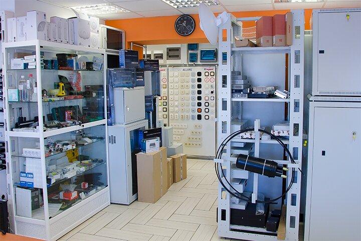 магазин электротоваров — Элеко — Иркутск, фото №1