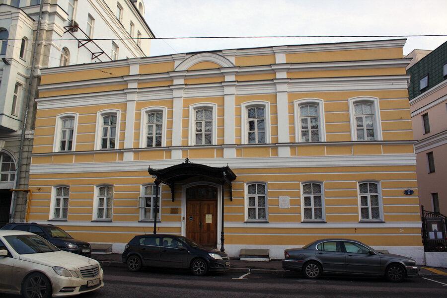 музей — ГБУК Дом-музей Марины Цветаевой — Москва, фото №8