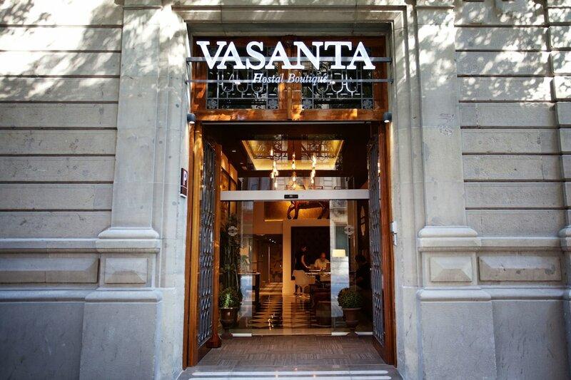 Vasanta Hotel Boutique