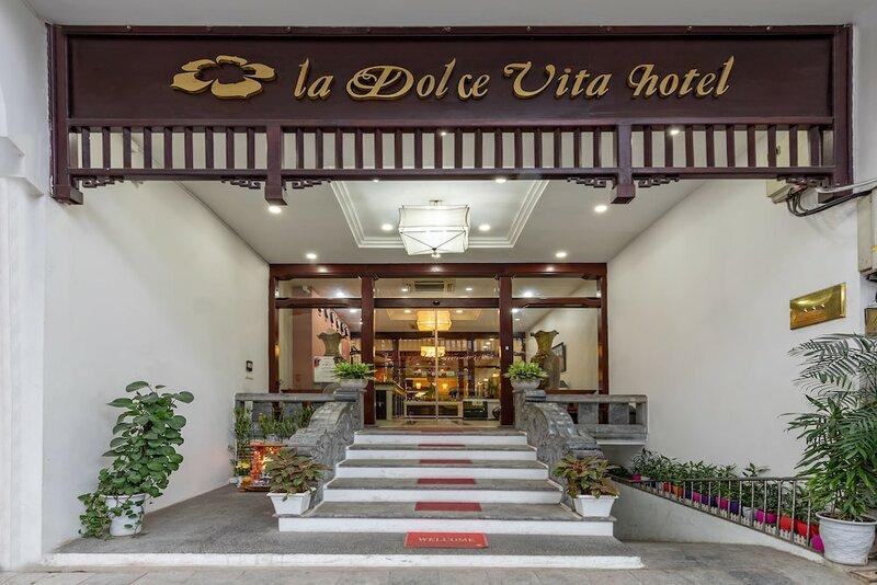 Отель La Dolce Vita