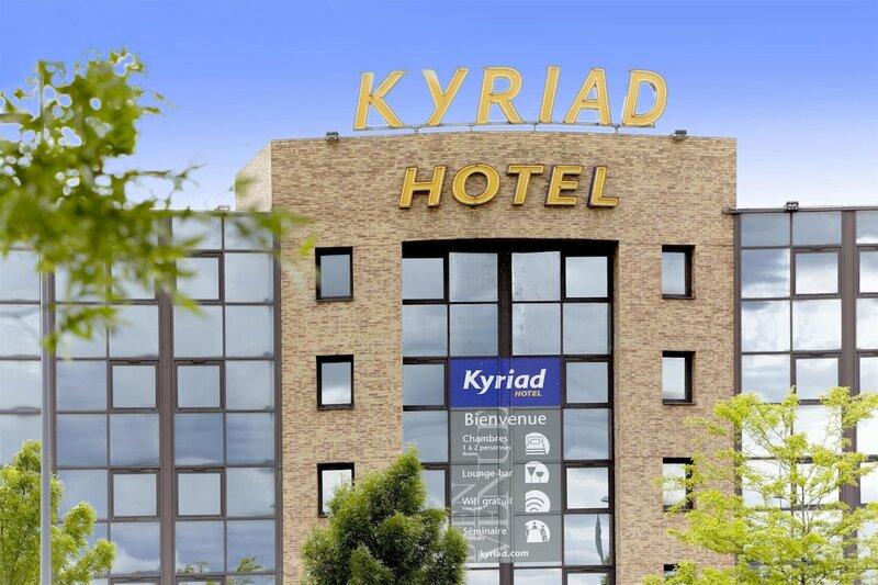 Hotel Kyriad Créteil/Bonneuil-sur-Marne