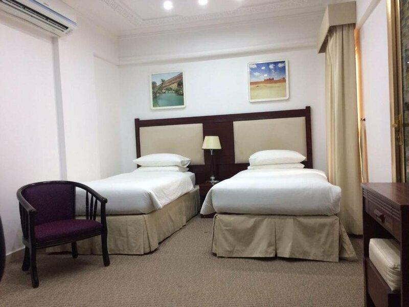 Oman Palm Hotel Suites