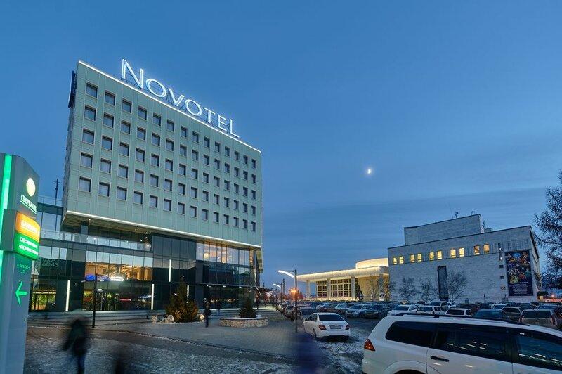 Novotel Красноярск Центр