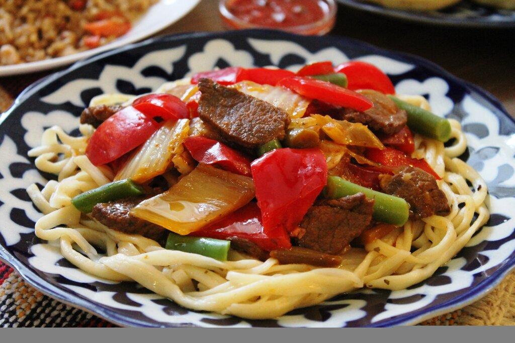 Фото уйгурских блюд