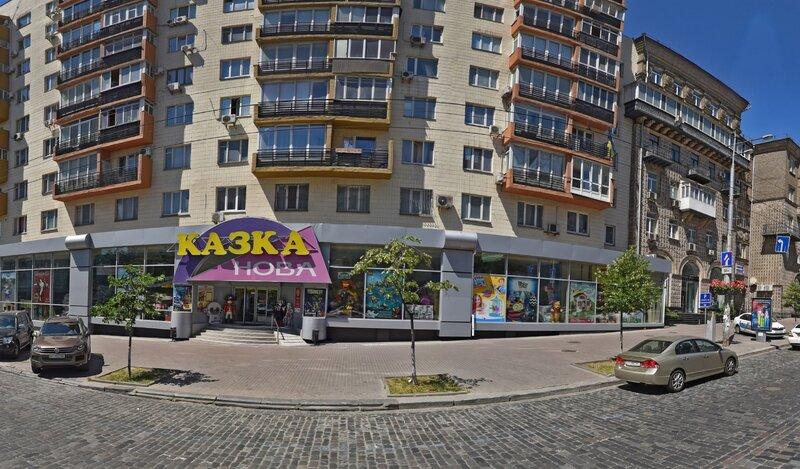 54 Velyka Vasylkivska Street