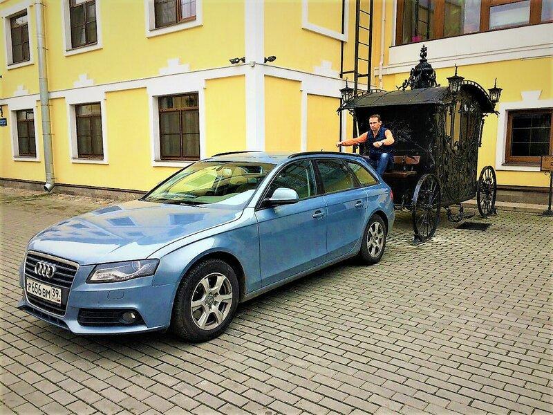 Такси-ЕвроТрансфер - основная фотография