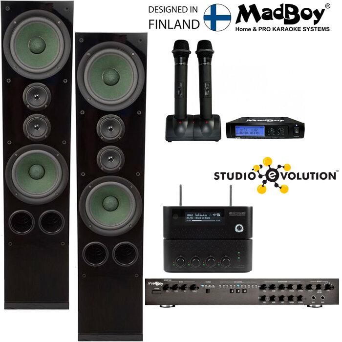 звуковое и световое оборудование — Madboy караоке — Москва, фото №10