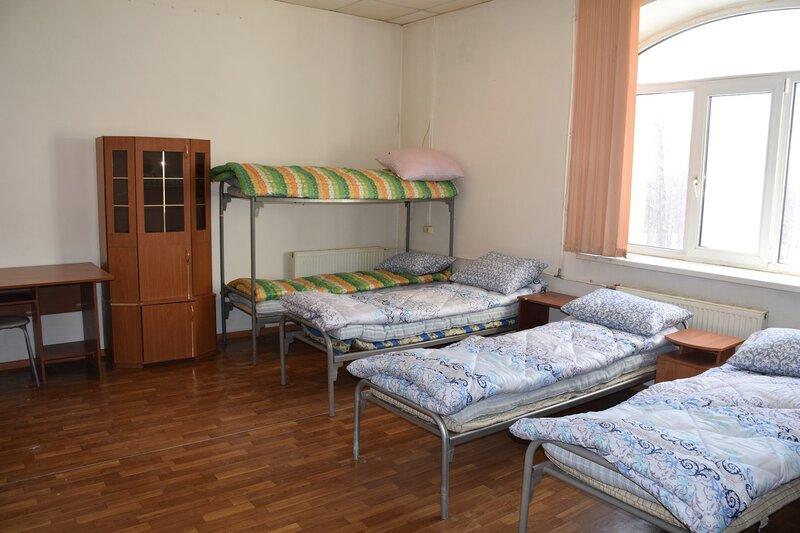 Общежитие для рабочих