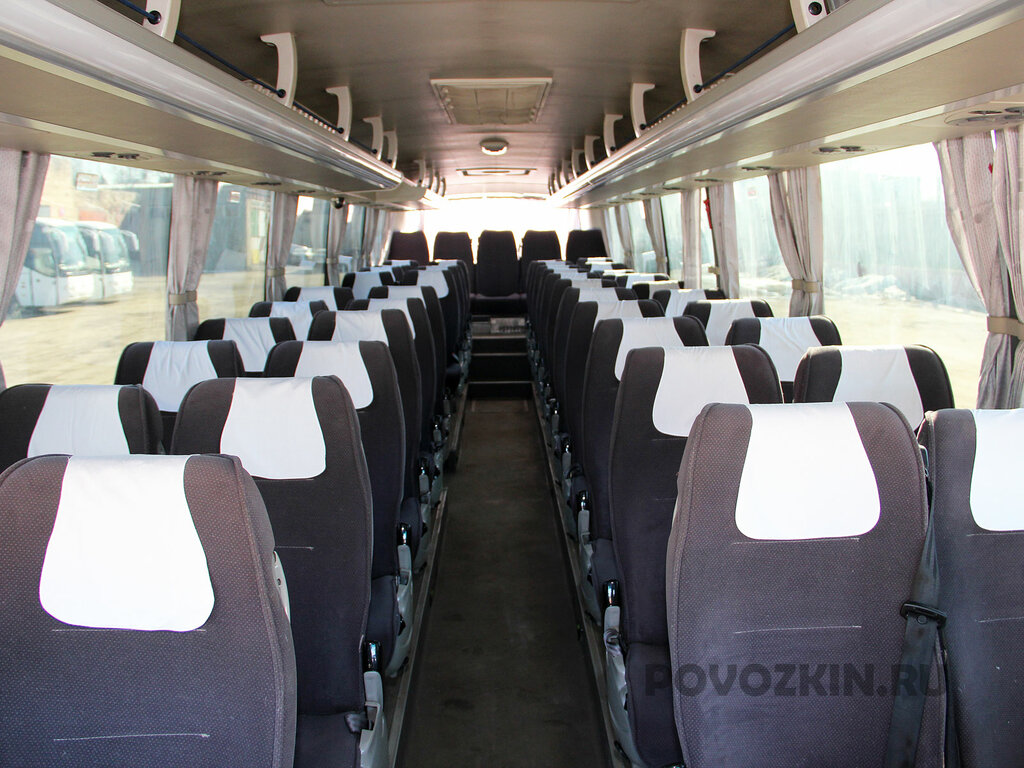 автобусный парк — ТК Повозкинъ — Москва, фото №1