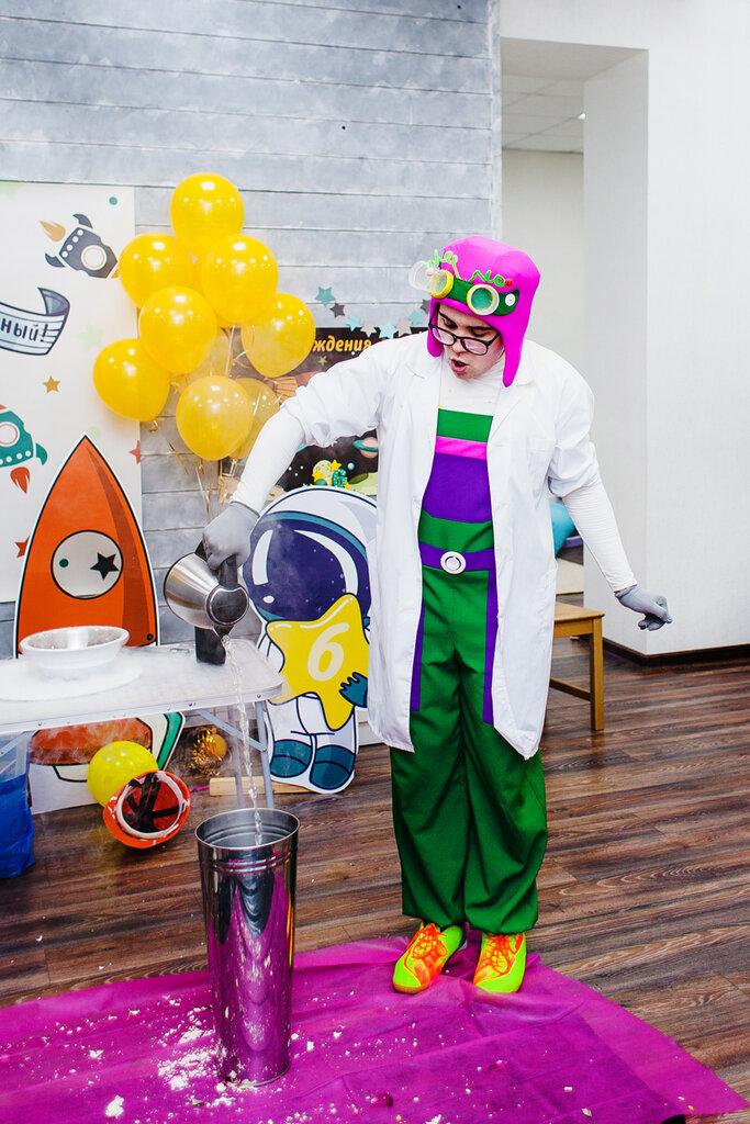 организация и проведение детских праздников — Место Как Дома — Новосибирск, фото №3