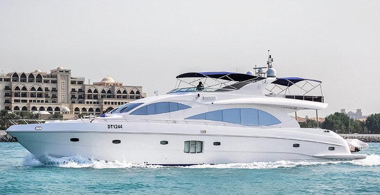 катера, лодки, яхты — Emirates Fishing Tour — Дубай, фото №1