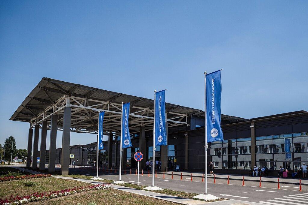 airport — Mezhdunarodny aeroport Anapa — Krasnodar Krai, photo 1