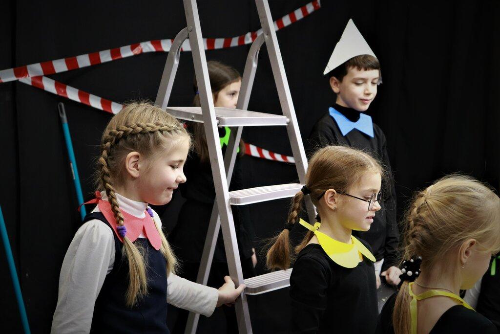 театральное и цирковое образование — Театр-студия Персонаж — Зеленоград, фото №1