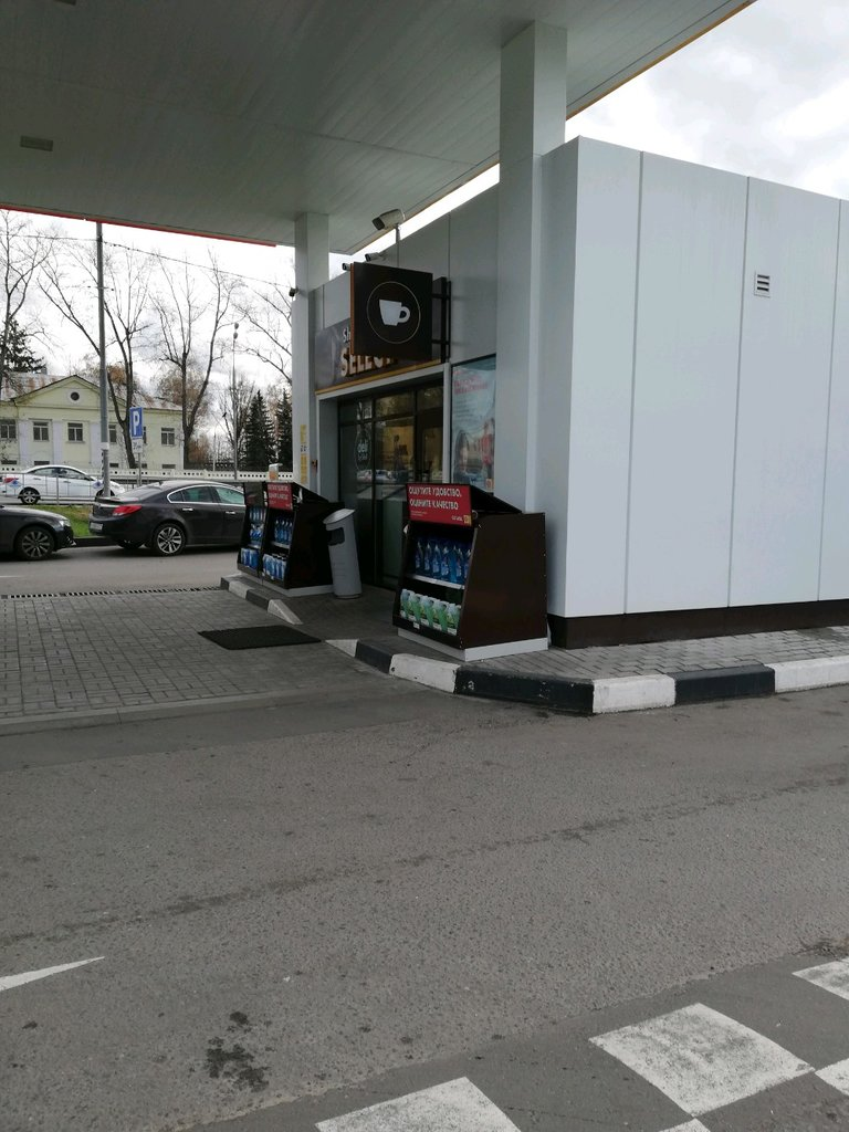 gas station — Shell — Balashiha, photo 2