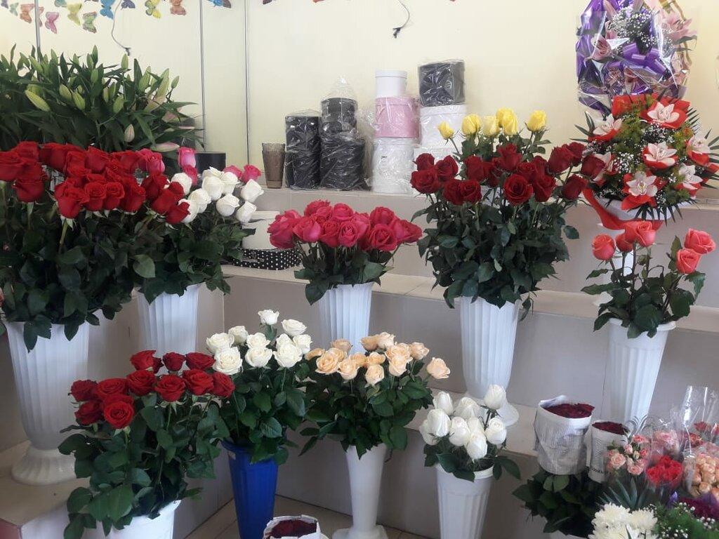 Цветы на заказ караганда