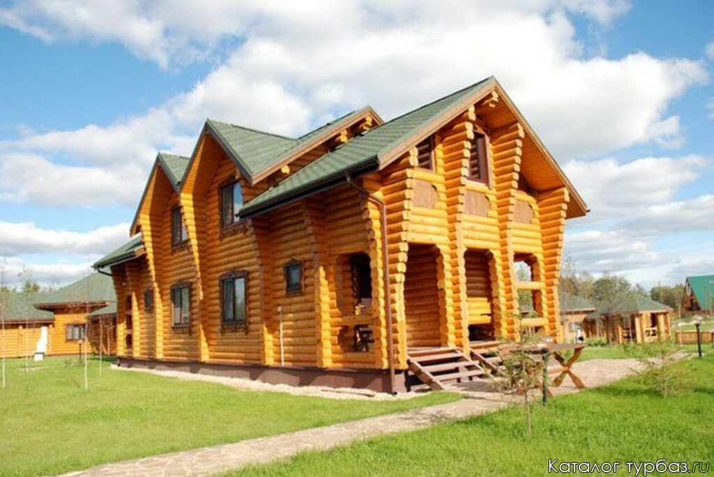 гостиница — Ecocomplex Sdl — деревня Петриково, фото №2