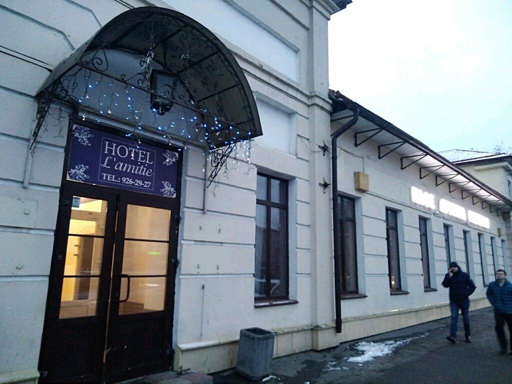 ресторан — Дружба — Санкт-Петербург, фото №1