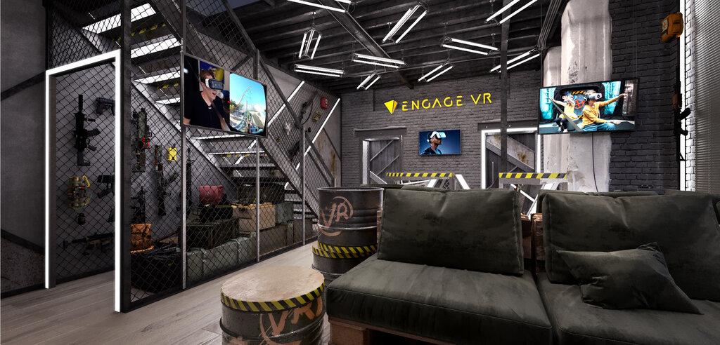 клуб виртуальной реальности — Engage Vr — Москва, фото №1