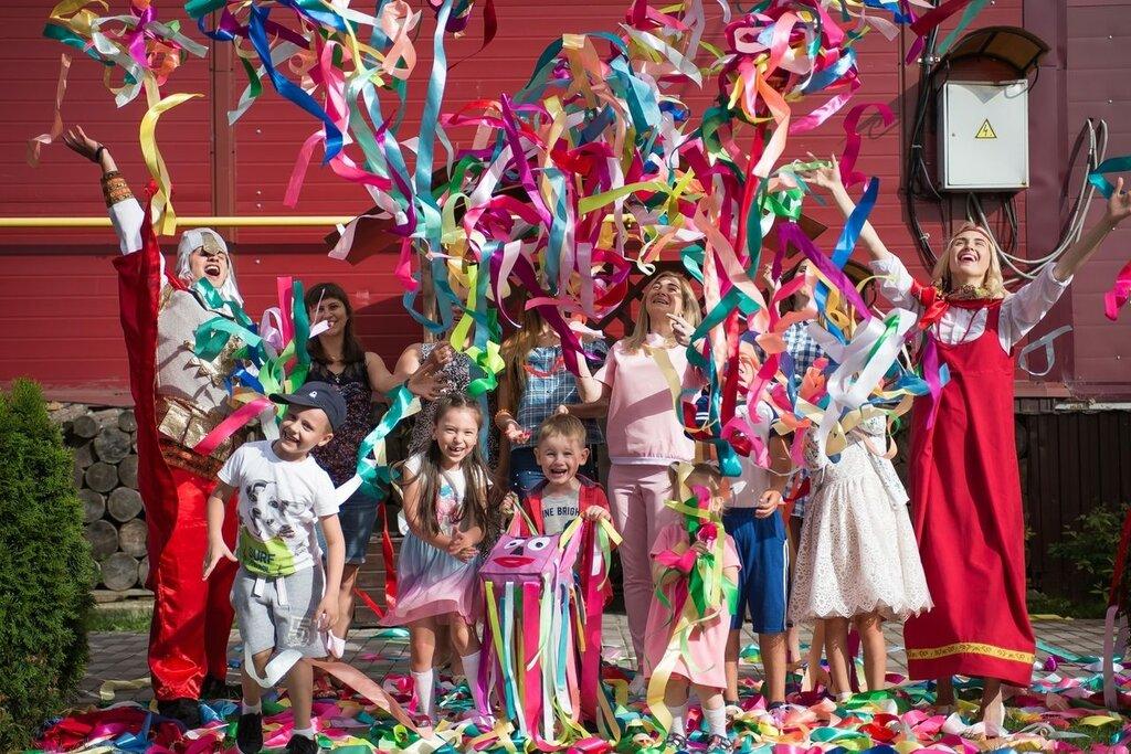 Картинка праздничного агентства