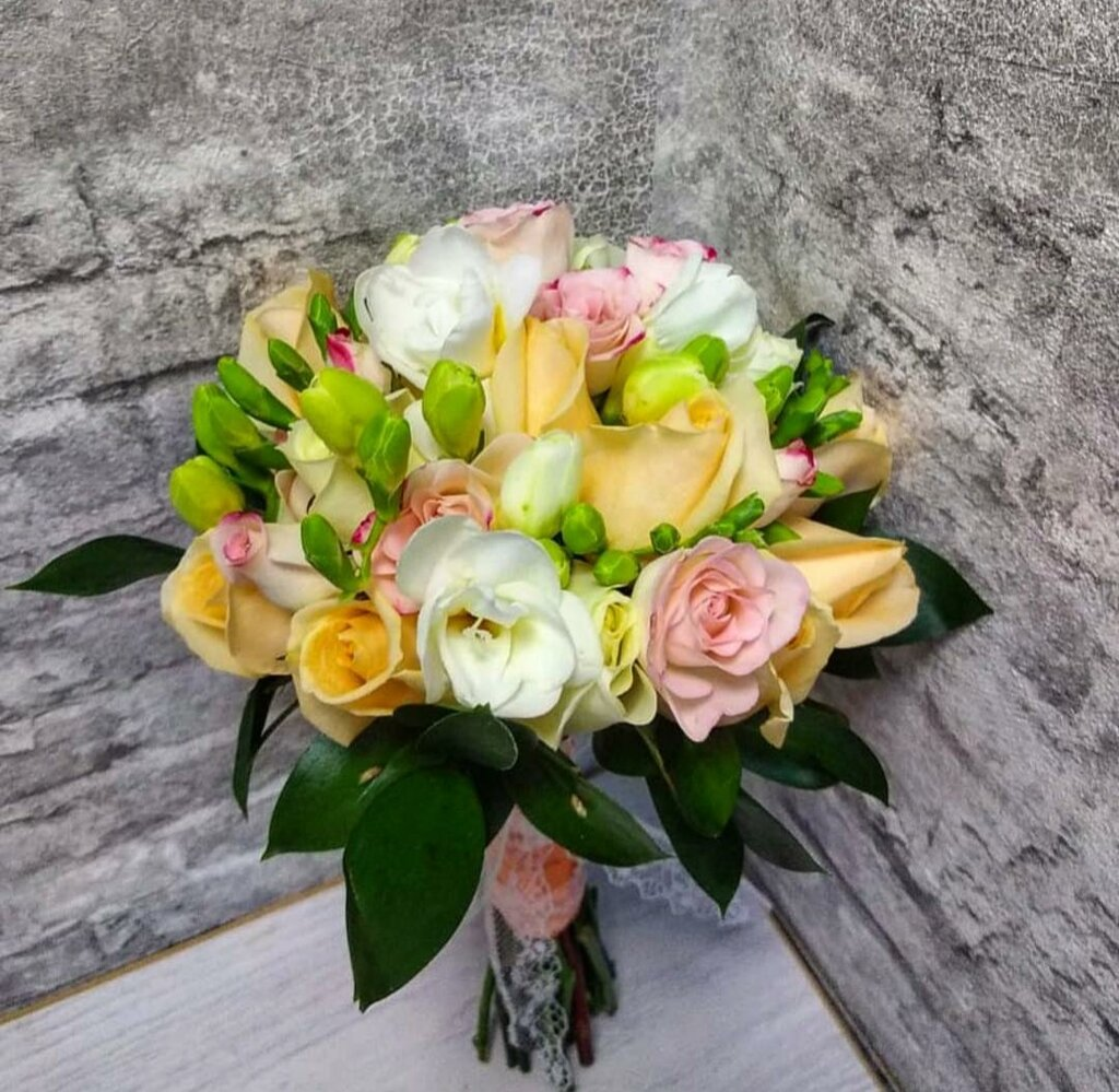 Потрясающие букеты казань, букет цветов заказать