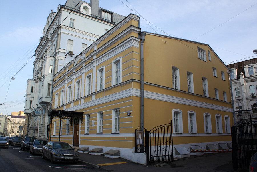 музей — ГБУК Дом-музей Марины Цветаевой — Москва, фото №9