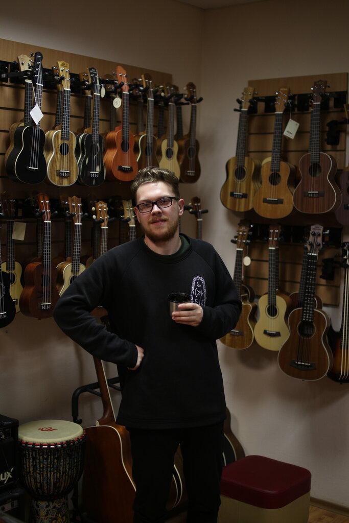 4cee2acf0cd45 музыкальный магазин — Музыкальный магазин Другой Звук — Санкт-Петербург,  фото №2