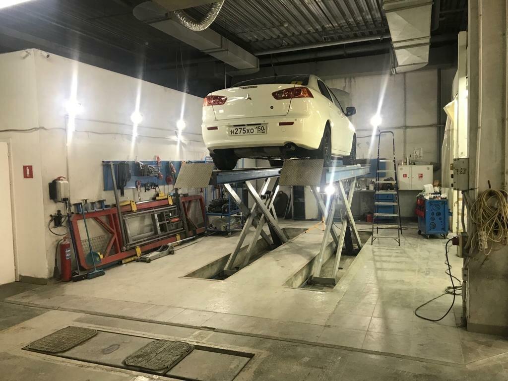 кузовной ремонт — AutoCorso — Москва, фото №5