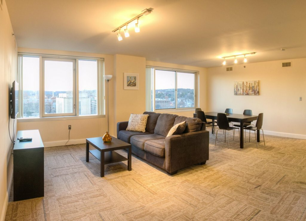 гостиница — Joud Residence — City of Washington, фото №3