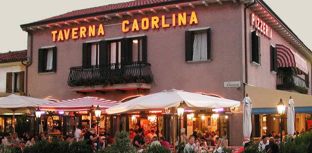 Alloggi Taverna Caorlina