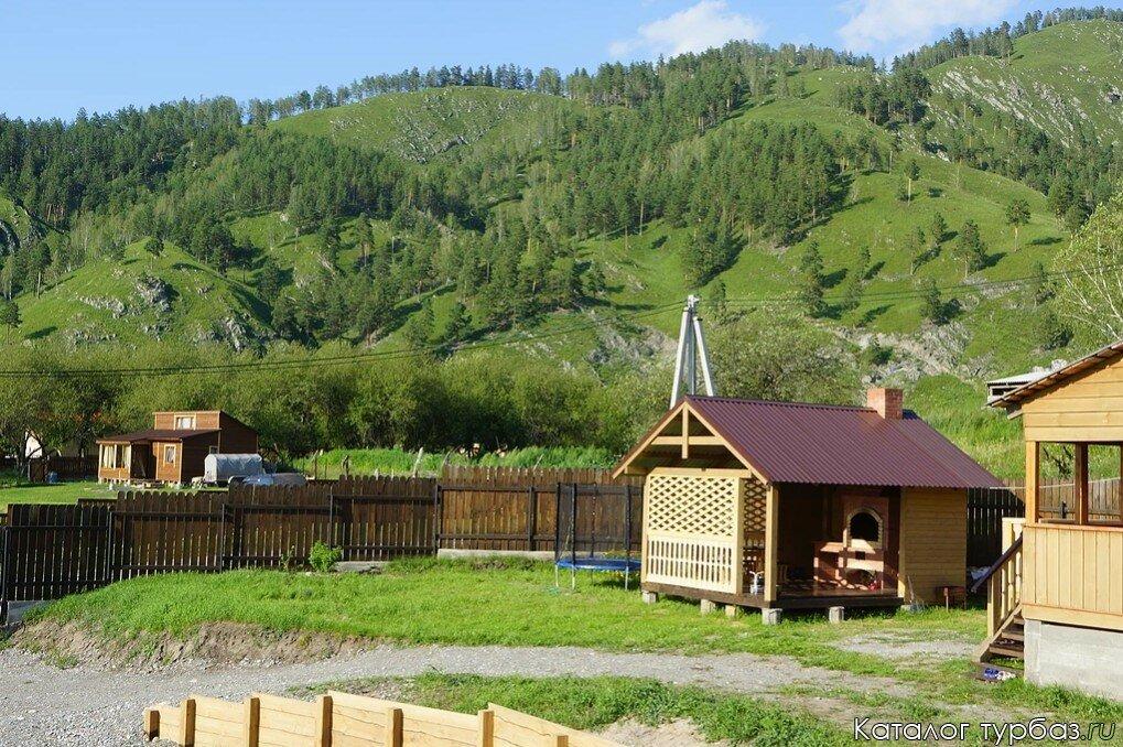 гостиница — Зеленые горки — село Элекмонар, фото №1
