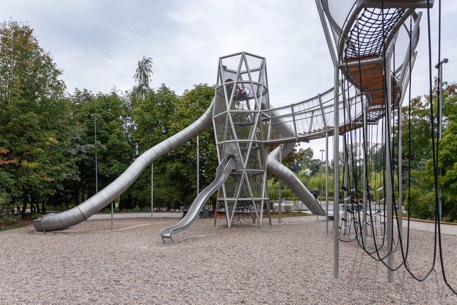 «Отведите ребёнка на новую детскую площадку» фото 3