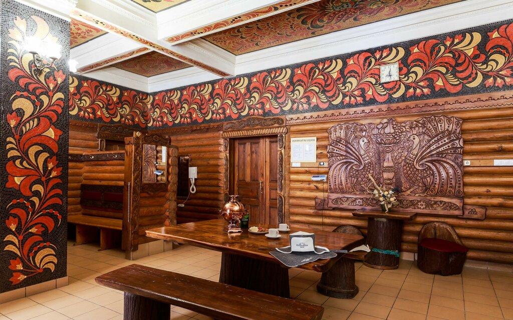 баня — Измайловские бани — Москва, фото №2