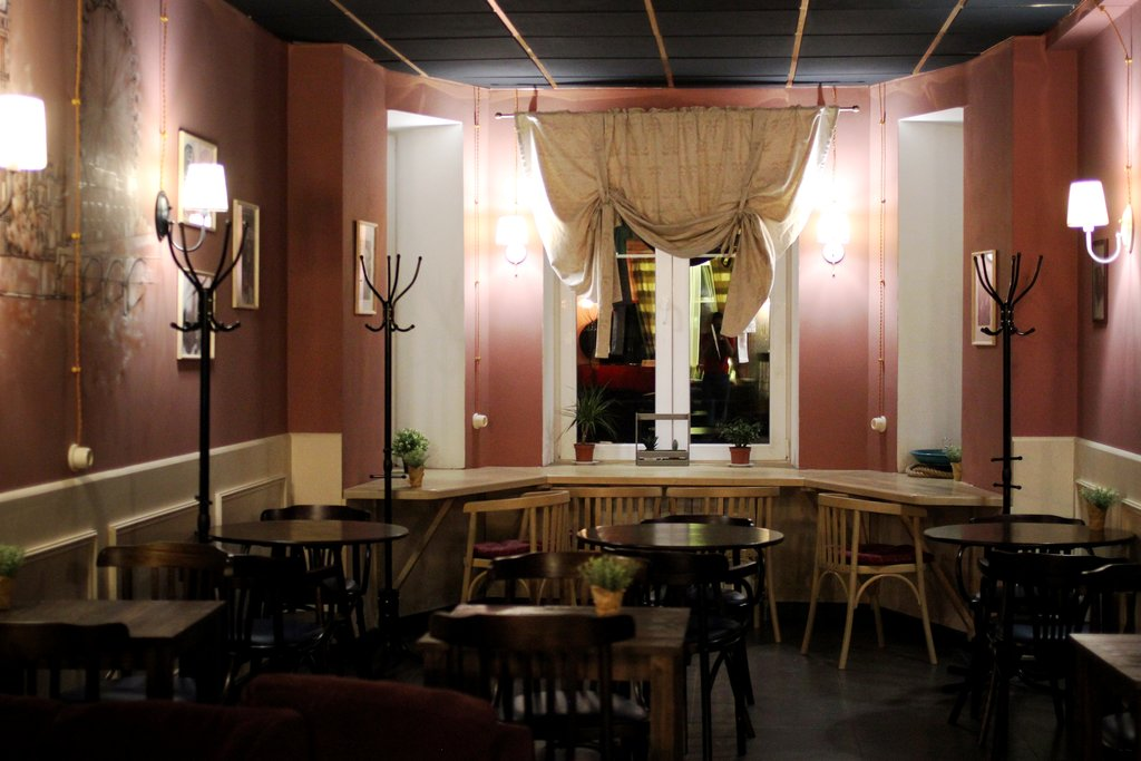 кофейня — Sherlock coffee hall — Минск, фото №2