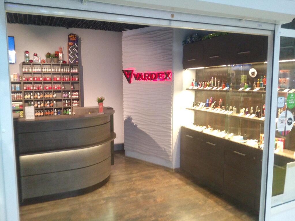 vape shop — Vardex — Moscow, фото №2