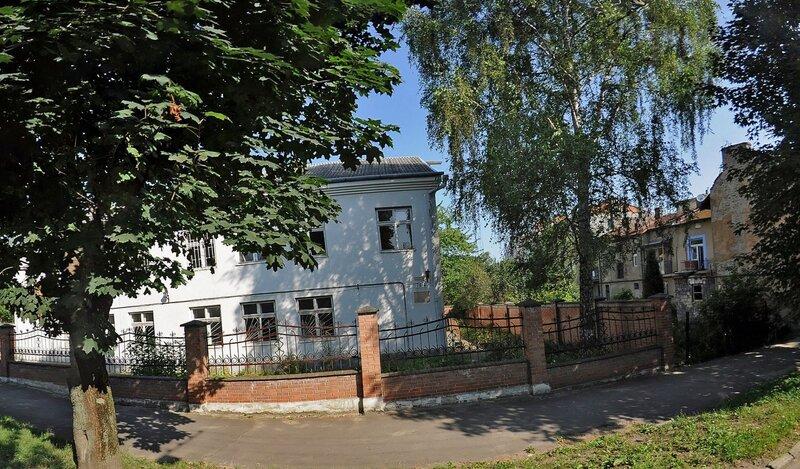 Apartment on Liska 9