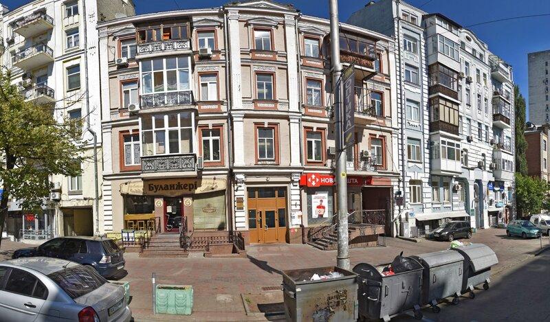 Апартаменты Near Lva Tolstogo and Arena