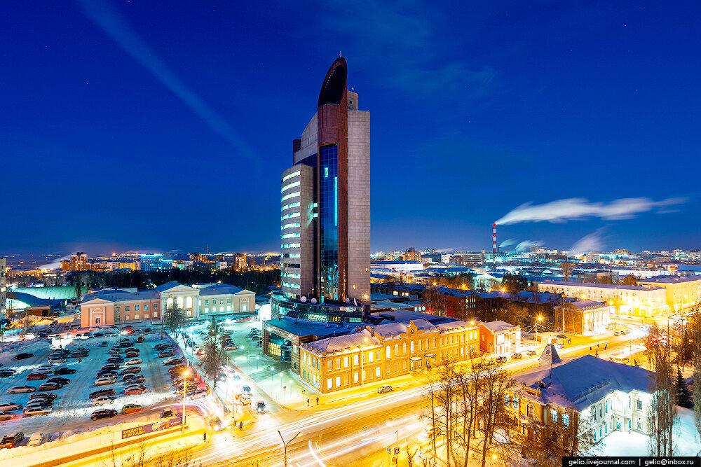 Фото города уфы