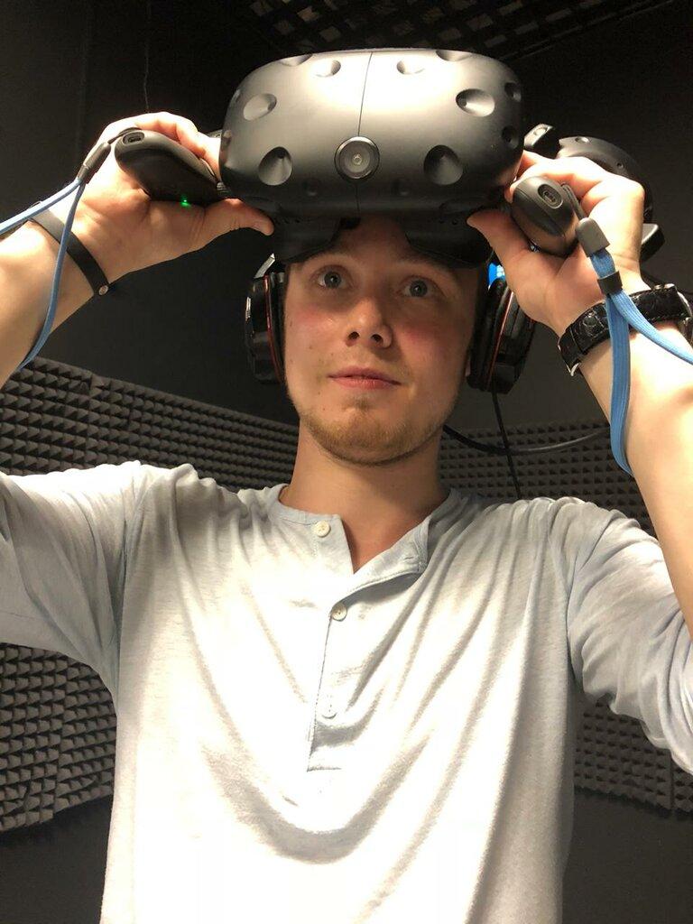 клуб виртуальной реальности — Виртуальная реальность Гравити 17 — Москва, фото №6