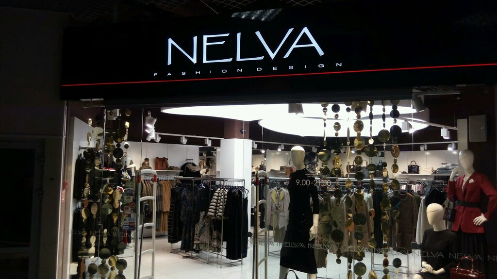 магазин одежды — Nelva — Брест, фото №1