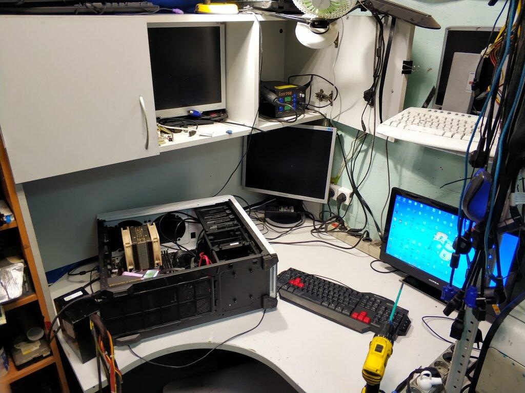 компьютерный ремонт и услуги — Компьютерный центр IQcomputers — Балашиха, фото №2