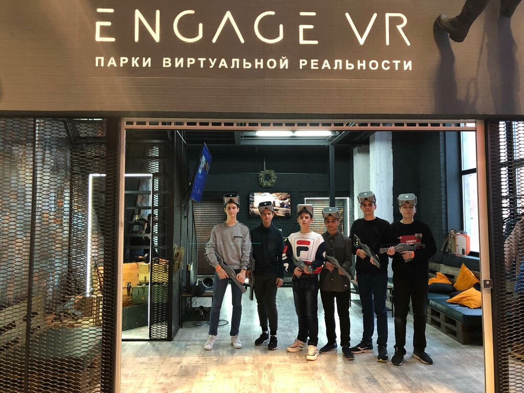 клуб виртуальной реальности — Engage Vr — Москва, фото №3