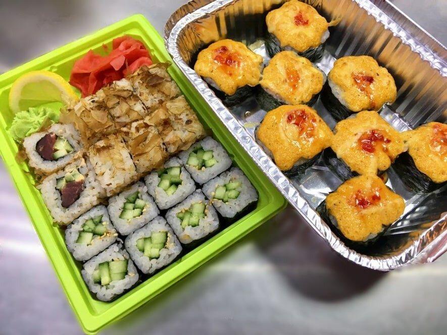 суши-бар — Mybox — Калуга, фото №7